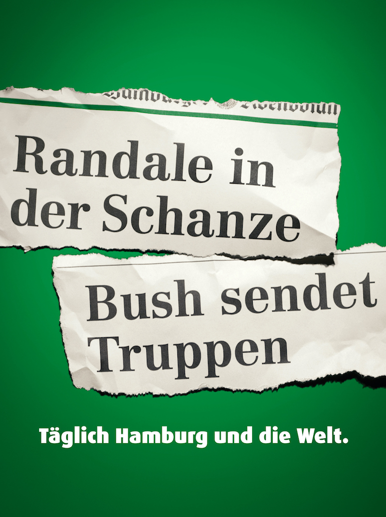 Hamburger Abendblatt Newspaper